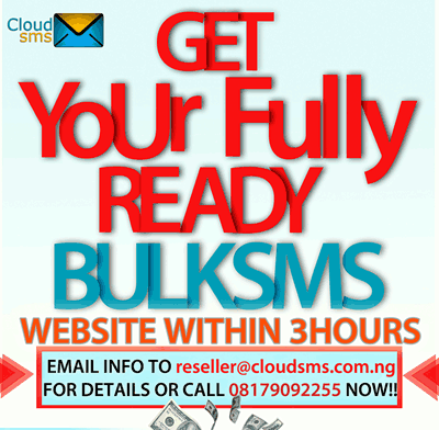 CloudSMS Reseller info