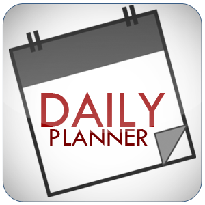 CloudSMS Appstore Daily Planner App